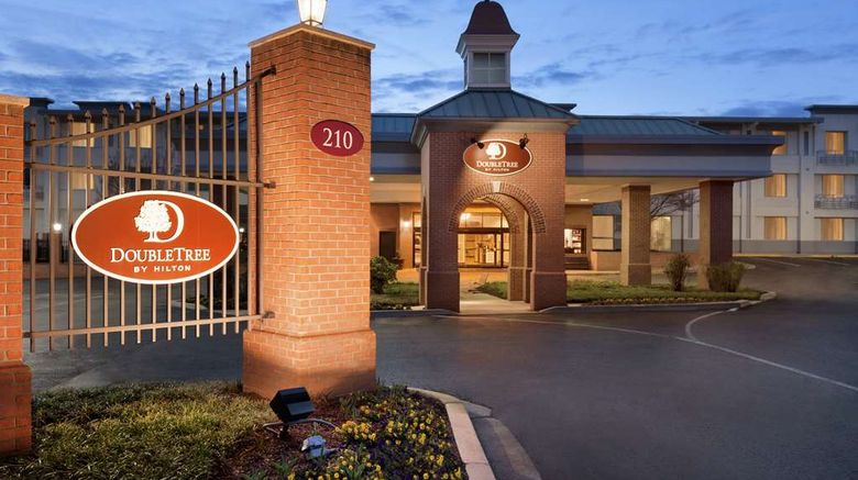 """DoubleTree Annapolis Exterior. Images powered by <a href=""""http://web.iceportal.com"""" target=""""_blank"""" rel=""""noopener"""">Ice Portal</a>."""