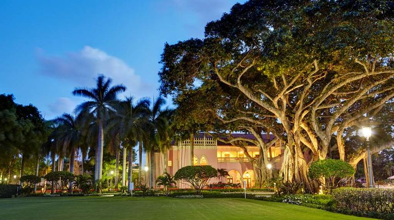 """Boca Raton Resort-Waldorf Astoria Coll. Exterior. Images powered by <a href=""""http://web.iceportal.com"""" target=""""_blank"""" rel=""""noopener"""">Ice Portal</a>."""