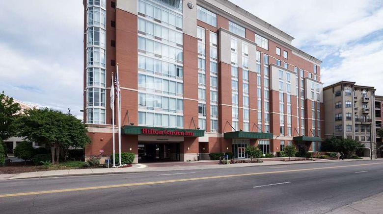 "Hilton Garden Inn Nashville Vanderbilt Exterior. Images powered by <a href=""http://web.iceportal.com"" target=""_blank"" rel=""noopener"">Ice Portal</a>."
