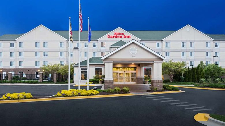 """Hilton Garden Inn Annapolis Exterior. Images powered by <a href=""""http://web.iceportal.com"""" target=""""_blank"""" rel=""""noopener"""">Ice Portal</a>."""
