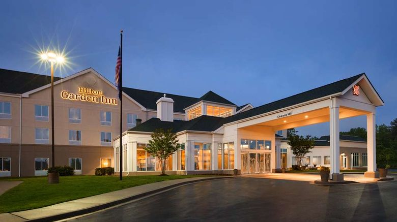 """Hilton Garden Inn Solomons Exterior. Images powered by <a href=""""http://web.iceportal.com"""" target=""""_blank"""" rel=""""noopener"""">Ice Portal</a>."""