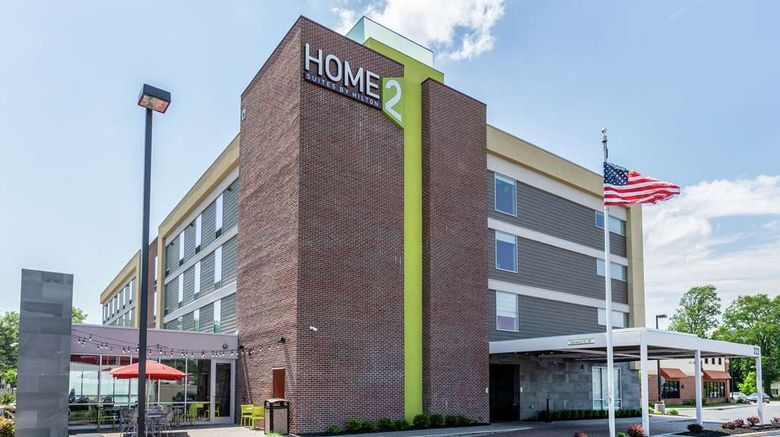 """Home2 Suites Dover, DE Exterior. Images powered by <a href=""""http://web.iceportal.com"""" target=""""_blank"""" rel=""""noopener"""">Ice Portal</a>."""