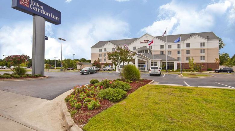"""Hilton Garden Inn Jackson Pearl Exterior. Images powered by <a href=""""http://web.iceportal.com"""" target=""""_blank"""" rel=""""noopener"""">Ice Portal</a>."""