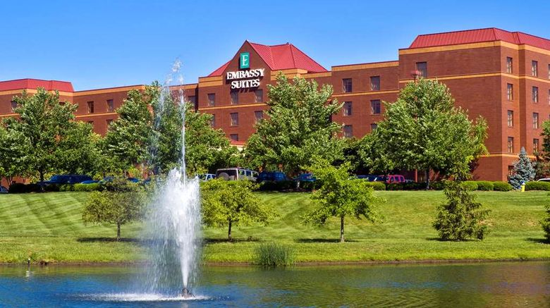 """Embassy Suites Lexington/UK Coldstream Exterior. Images powered by <a href=""""http://web.iceportal.com"""" target=""""_blank"""" rel=""""noopener"""">Ice Portal</a>."""