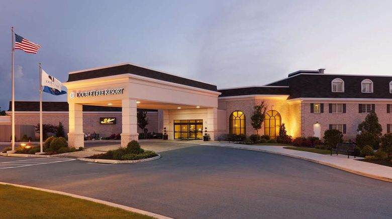 """DoubleTree Resort Lancaster Exterior. Images powered by <a href=""""http://web.iceportal.com"""" target=""""_blank"""" rel=""""noopener"""">Ice Portal</a>."""