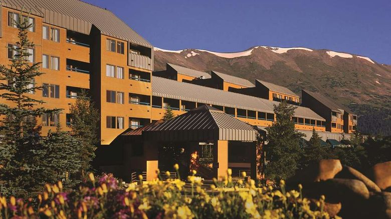 """DoubleTree by Hilton Breckenridge Exterior. Images powered by <a href=""""http://web.iceportal.com"""" target=""""_blank"""" rel=""""noopener"""">Ice Portal</a>."""
