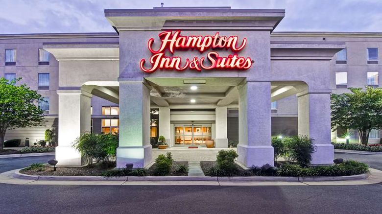 """Hampton Inn  and  Suites Leesburg Exterior. Images powered by <a href=""""http://web.iceportal.com"""" target=""""_blank"""" rel=""""noopener"""">Ice Portal</a>."""
