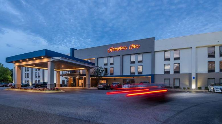 """Hampton Inn Waldorf Exterior. Images powered by <a href=""""http://web.iceportal.com"""" target=""""_blank"""" rel=""""noopener"""">Ice Portal</a>."""