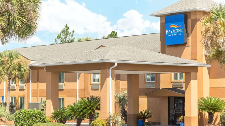 """Baymont Inn  and  Suites Cordele Exterior. Images powered by <a href=""""http://web.iceportal.com"""" target=""""_blank"""" rel=""""noopener"""">Ice Portal</a>."""