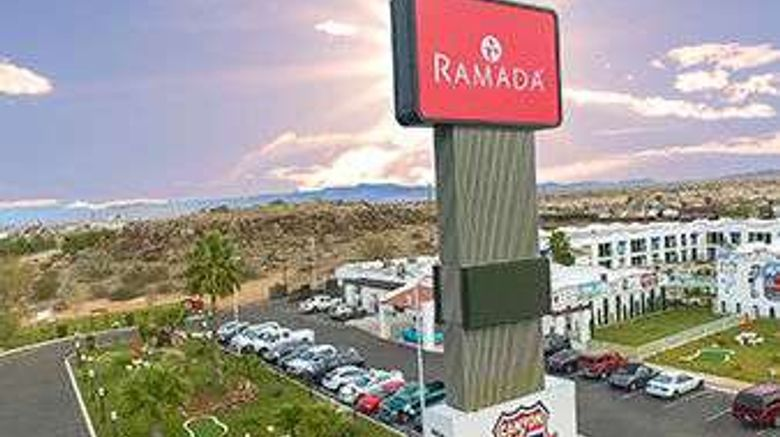 """Ramada Kingman Exterior. Images powered by <a href=""""http://web.iceportal.com"""" target=""""_blank"""" rel=""""noopener"""">Ice Portal</a>."""