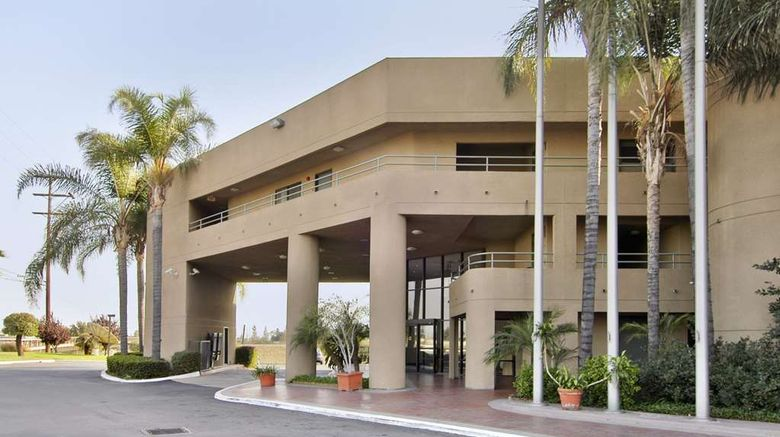 """Travelodge Commerce LA Area Exterior. Images powered by <a href=""""http://web.iceportal.com"""" target=""""_blank"""" rel=""""noopener"""">Ice Portal</a>."""