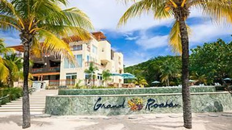 """Grand Roatan Caribbean Resort Exterior. Images powered by <a href=""""http://web.iceportal.com"""" target=""""_blank"""" rel=""""noopener"""">Ice Portal</a>."""