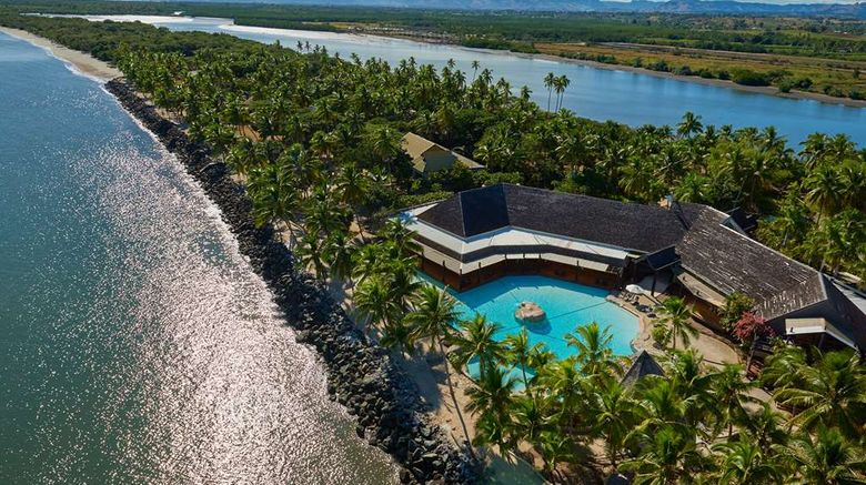 """DoubleTree Resort by Hilton Fiji Exterior. Images powered by <a href=""""http://web.iceportal.com"""" target=""""_blank"""" rel=""""noopener"""">Ice Portal</a>."""