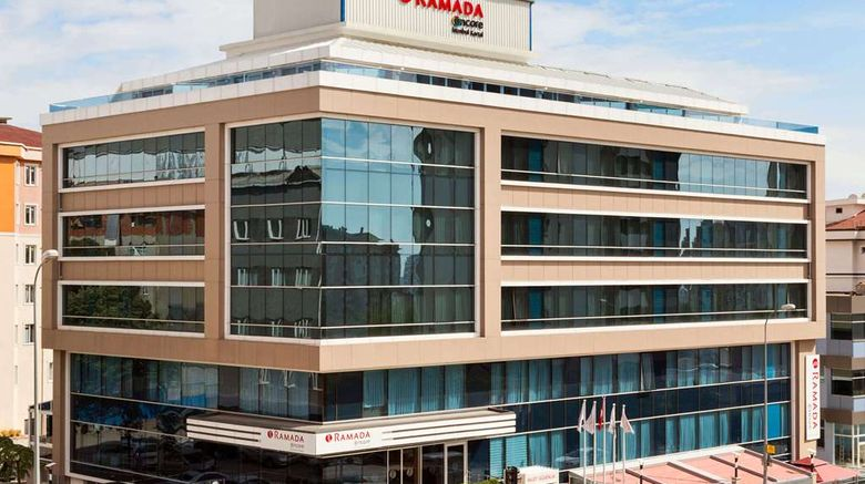 """Ramada Encore Istanbul Kartal Exterior. Images powered by <a href=""""http://web.iceportal.com"""" target=""""_blank"""" rel=""""noopener"""">Ice Portal</a>."""