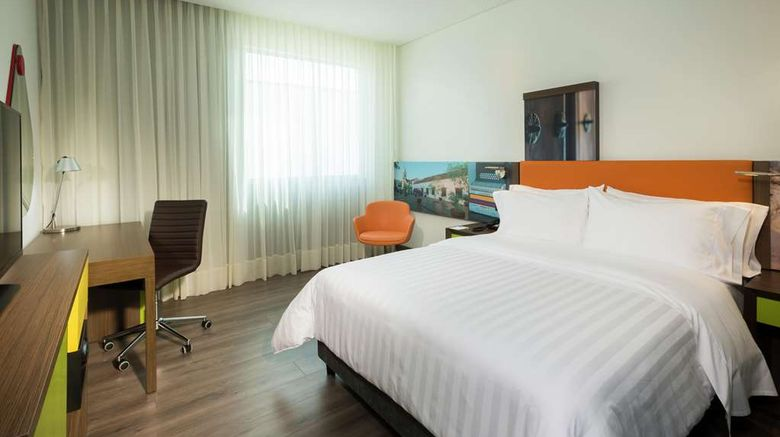 """<b>Hampton by Hilton, Valledupar Room</b>. Images powered by <a href=""""https://iceportal.shijigroup.com/"""" title=""""IcePortal"""" target=""""_blank"""">IcePortal</a>."""