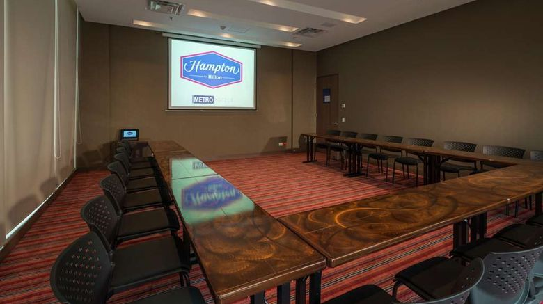 """<b>Hampton by Hilton, Valledupar Meeting</b>. Images powered by <a href=""""https://iceportal.shijigroup.com/"""" title=""""IcePortal"""" target=""""_blank"""">IcePortal</a>."""