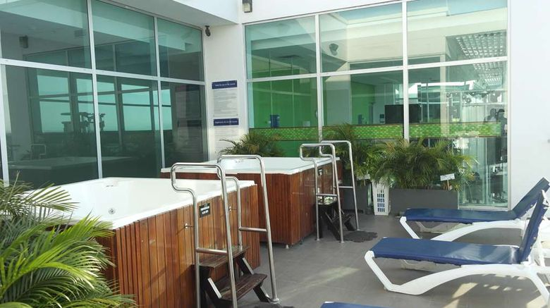 """<b>Hampton by Hilton, Valledupar Recreation</b>. Images powered by <a href=""""https://iceportal.shijigroup.com/"""" title=""""IcePortal"""" target=""""_blank"""">IcePortal</a>."""