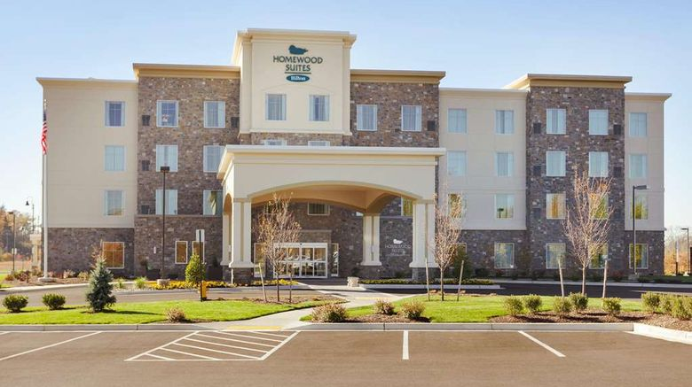 """Homewood Suites by Hilton Frederick Exterior. Images powered by <a href=""""http://web.iceportal.com"""" target=""""_blank"""" rel=""""noopener"""">Ice Portal</a>."""