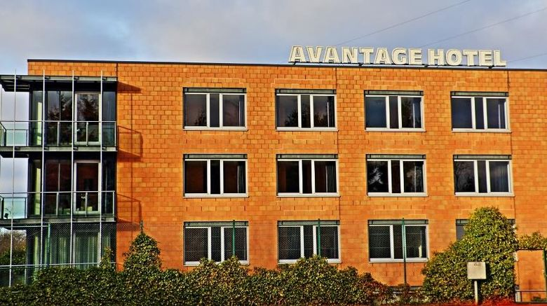 """City Partner Sporthotel Avantage Exterior. Images powered by <a href=""""http://web.iceportal.com"""" target=""""_blank"""" rel=""""noopener"""">Ice Portal</a>."""