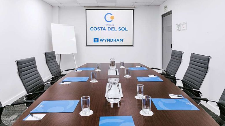 """<b>Wyndham Costa del Sol Piura Meeting</b>. Images powered by <a href=""""https://iceportal.shijigroup.com/"""" title=""""IcePortal"""" target=""""_blank"""">IcePortal</a>."""