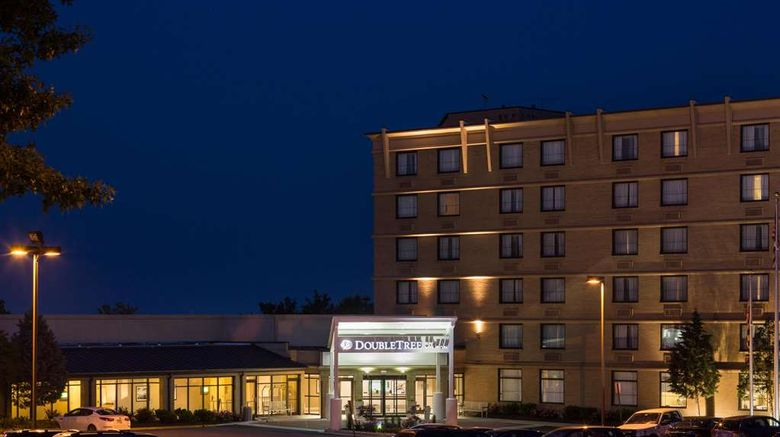 """DoubleTree by Hilton Hotel Laurel Exterior. Images powered by <a href=""""http://web.iceportal.com"""" target=""""_blank"""" rel=""""noopener"""">Ice Portal</a>."""