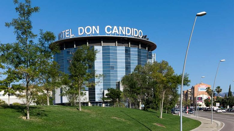 """Hotel Don Candido Exterior. Images powered by <a href=""""http://web.iceportal.com"""" target=""""_blank"""" rel=""""noopener"""">Ice Portal</a>."""