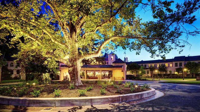 """The Fairmont Sonoma Mission Inn  and  Spa Exterior. Images powered by <a href=""""http://web.iceportal.com"""" target=""""_blank"""" rel=""""noopener"""">Ice Portal</a>."""