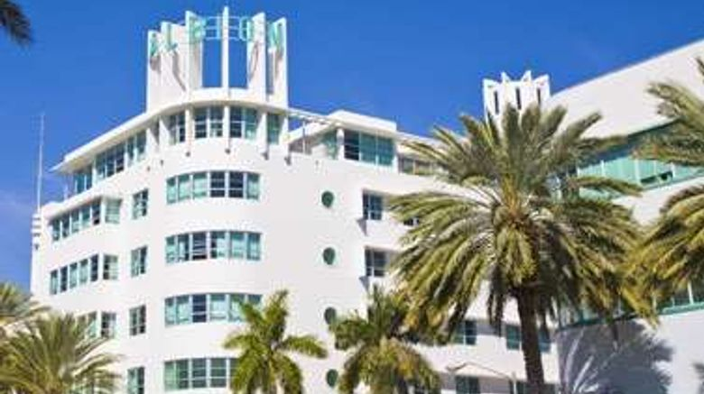 """Albion Hotel South Beach Exterior. Images powered by <a href=""""http://web.iceportal.com"""" target=""""_blank"""" rel=""""noopener"""">Ice Portal</a>."""