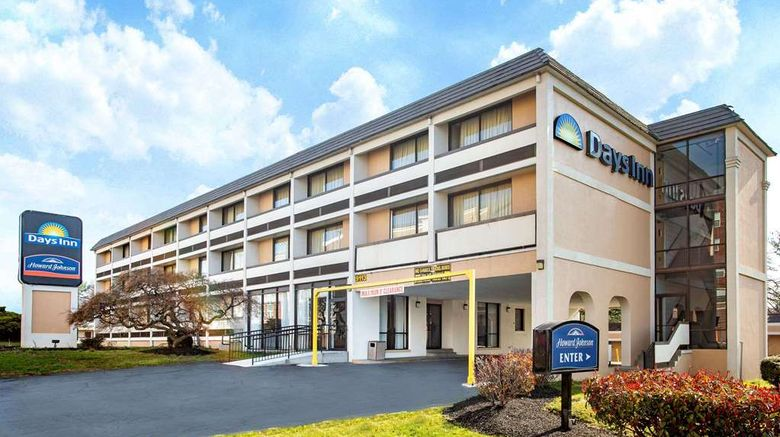 """Days Inn by Wyndham College Park Exterior. Images powered by <a href=""""http://web.iceportal.com"""" target=""""_blank"""" rel=""""noopener"""">Ice Portal</a>."""