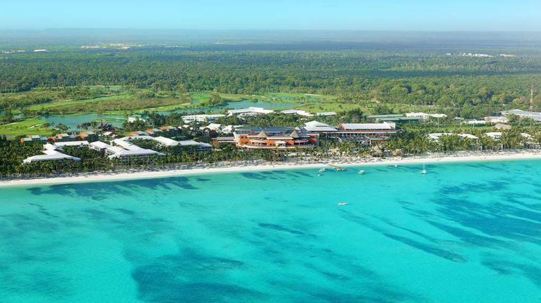 """Barcelo Bavaro Palace Exterior. Images powered by <a href=""""http://web.iceportal.com"""" target=""""_blank"""" rel=""""noopener"""">Ice Portal</a>."""