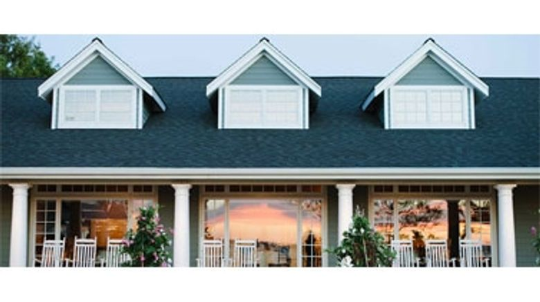 """The Inn at the Chesapeake Bay Beach Club Exterior. Images powered by <a href=""""http://web.iceportal.com"""" target=""""_blank"""" rel=""""noopener"""">Ice Portal</a>."""
