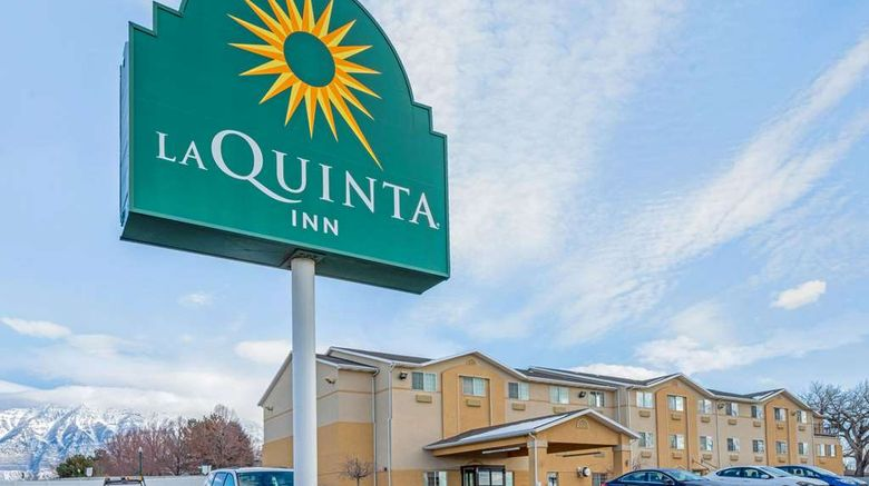 """La Quinta Inn Orem Exterior. Images powered by <a href=""""http://web.iceportal.com"""" target=""""_blank"""" rel=""""noopener"""">Ice Portal</a>."""