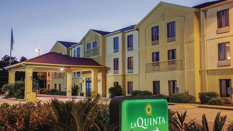 """La Quinta Inn Moss Point Exterior. Images powered by <a href=""""http://web.iceportal.com"""" target=""""_blank"""" rel=""""noopener"""">Ice Portal</a>."""