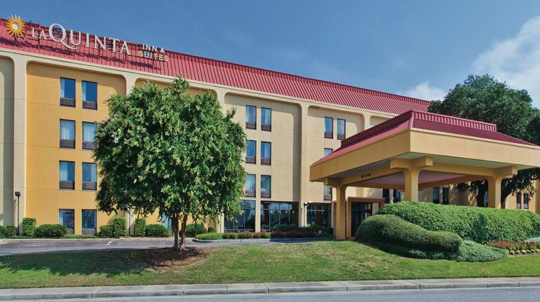 """La Quinta Inn Charleston Riverview Exterior. Images powered by <a href=""""http://web.iceportal.com"""" target=""""_blank"""" rel=""""noopener"""">Ice Portal</a>."""