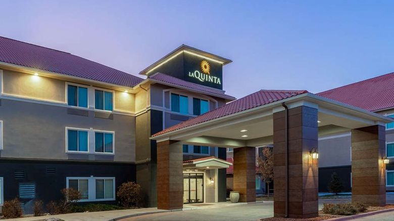 """La Quinta Inn  and  Suites Rifle Exterior. Images powered by <a href=""""http://web.iceportal.com"""" target=""""_blank"""" rel=""""noopener"""">Ice Portal</a>."""