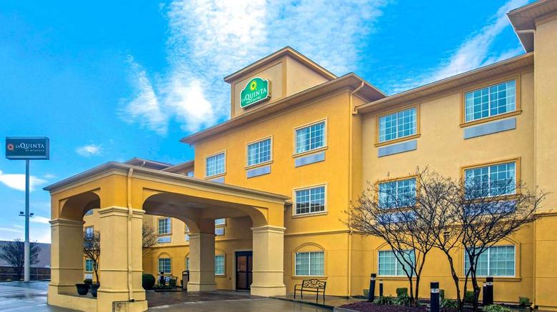 """La Quinta Inn  and  Suites Fort Smith Exterior. Images powered by <a href=""""http://web.iceportal.com"""" target=""""_blank"""" rel=""""noopener"""">Ice Portal</a>."""