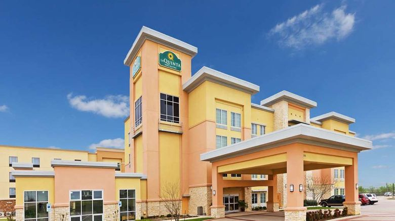 """La Quinta Inn  and  Suites Burleson Exterior. Images powered by <a href=""""http://web.iceportal.com"""" target=""""_blank"""" rel=""""noopener"""">Ice Portal</a>."""