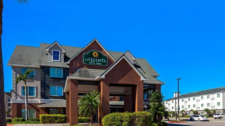"""La Quinta Inn  and  Suites Pharr North Exterior. Images powered by <a href=""""http://web.iceportal.com"""" target=""""_blank"""" rel=""""noopener"""">Ice Portal</a>."""
