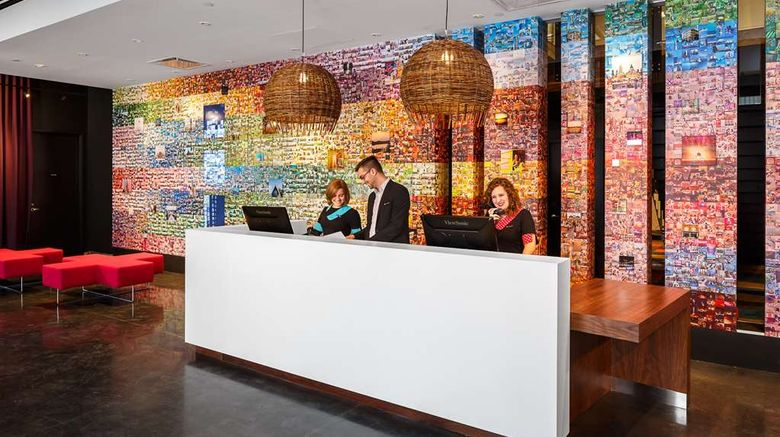 """ALT Hotel Ottawa Lobby. Images powered by <a href=""""http://web.iceportal.com"""" target=""""_blank"""" rel=""""noopener"""">Ice Portal</a>."""