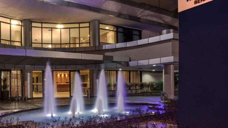 """Wyndham Sao Paulo Berrini Exterior. Images powered by <a href=""""http://web.iceportal.com"""" target=""""_blank"""" rel=""""noopener"""">Ice Portal</a>."""