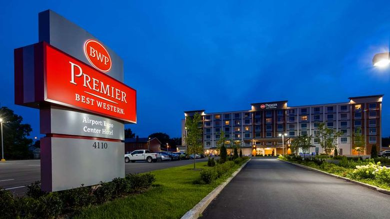 """Best Western Premier Airport/Expo Center Exterior. Images powered by <a href=""""http://web.iceportal.com"""" target=""""_blank"""" rel=""""noopener"""">Ice Portal</a>."""