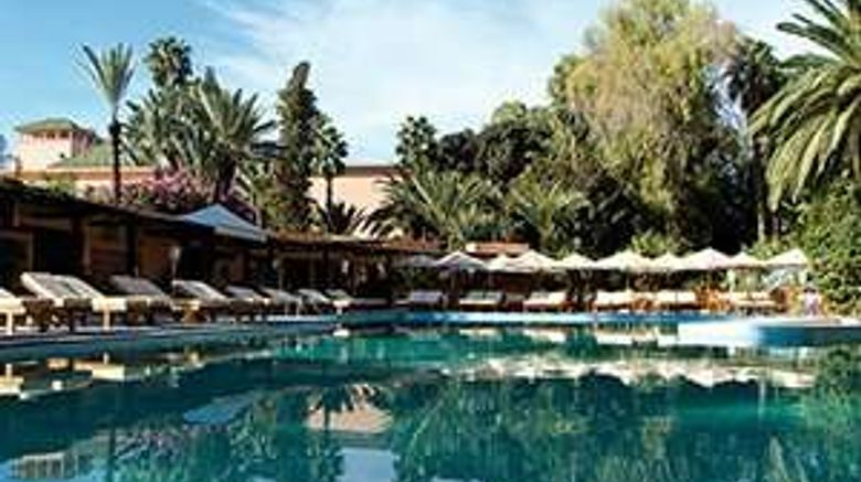 """Es Saadi Marrakech Resort-Hotel Exterior. Images powered by <a href=""""http://web.iceportal.com"""" target=""""_blank"""" rel=""""noopener"""">Ice Portal</a>."""