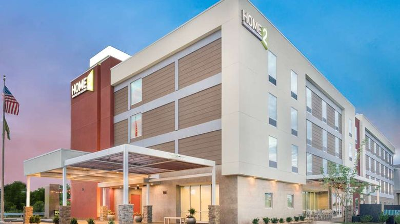 """Home2 Suites by Hilton Bowling Green Exterior. Images powered by <a href=""""http://web.iceportal.com"""" target=""""_blank"""" rel=""""noopener"""">Ice Portal</a>."""