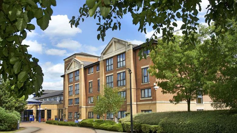 """DoubleTree by Hilton Hotel Coventry Exterior. Images powered by <a href=""""http://web.iceportal.com"""" target=""""_blank"""" rel=""""noopener"""">Ice Portal</a>."""