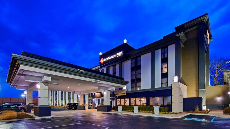 """Best Western Plus Indianapolis NW Hotel Exterior. Images powered by <a href=""""http://web.iceportal.com"""" target=""""_blank"""" rel=""""noopener"""">Ice Portal</a>."""