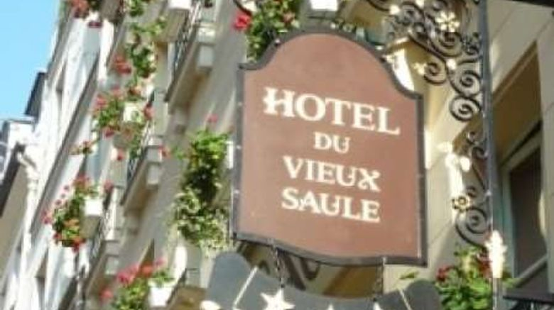 """Hotel du Vieux Saule Exterior. Images powered by <a href=""""http://web.iceportal.com"""" target=""""_blank"""" rel=""""noopener"""">Ice Portal</a>."""