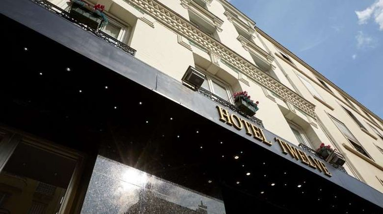 """Hotel le Twelve Exterior. Images powered by <a href=""""http://web.iceportal.com"""" target=""""_blank"""" rel=""""noopener"""">Ice Portal</a>."""
