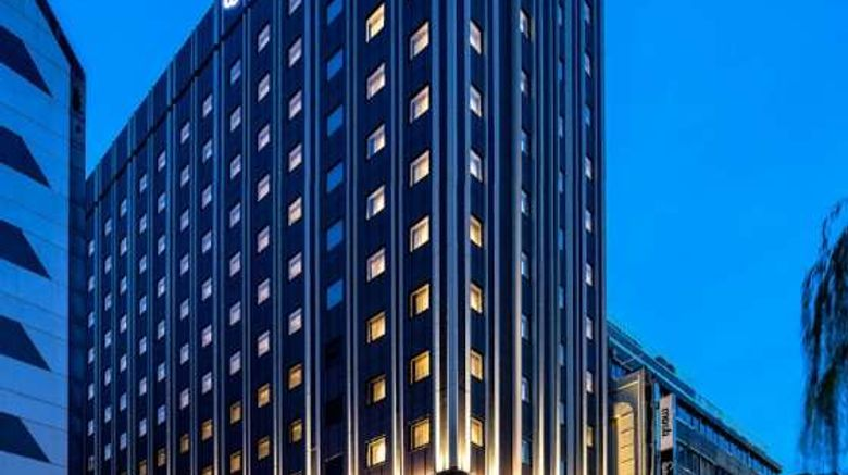 """Daiwa Roynet Hotel Ginza Exterior. Images powered by <a href=""""http://web.iceportal.com"""" target=""""_blank"""" rel=""""noopener"""">Ice Portal</a>."""