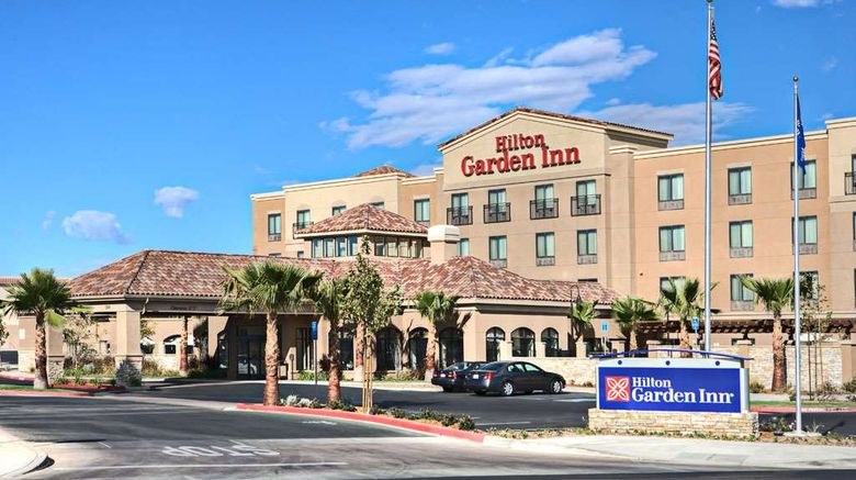 """Hilton Garden Inn Palmdale Exterior. Images powered by <a href=""""http://web.iceportal.com"""" target=""""_blank"""" rel=""""noopener"""">Ice Portal</a>."""