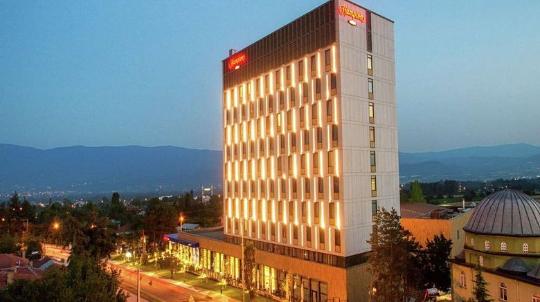 """Hampton by Hilton Bolu Exterior. Images powered by <a href=""""http://web.iceportal.com"""" target=""""_blank"""" rel=""""noopener"""">Ice Portal</a>."""